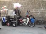 or a portable grill (a *5* wheeler!)