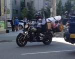 Motorcycle 6.2 big load