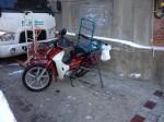 motorcycle 3.2 kickstand
