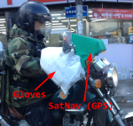 motorcycle 6 handles