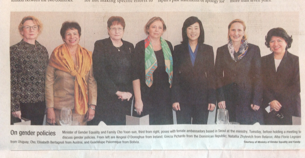2014-03-19 Korea Times