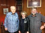 Fr. PJ, Aingeal, Fr. Michael