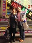 Mrs Kim & Elaine