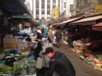 Photo of vegetable sellers street