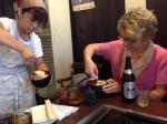2014-09-07 Kamakura 062 Lunch
