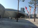 or is it 22nd?  Dongdaemun Design Plaza.