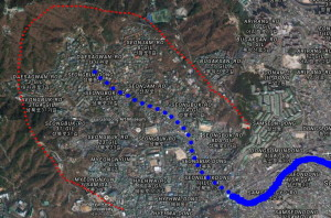 2015-03-05 Seongbuk-dong drainage (a guess)