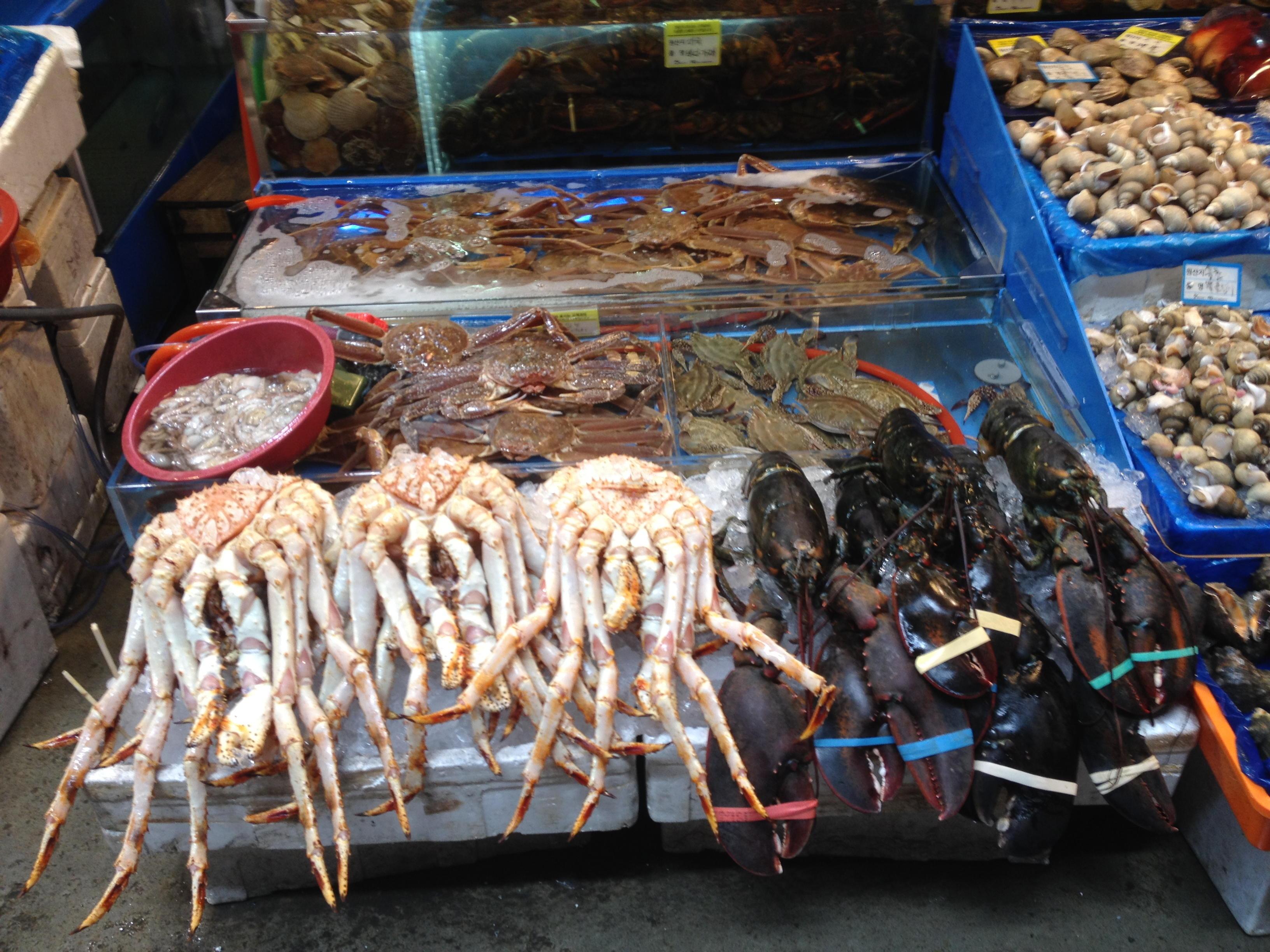 2015-04-18 Noryangjin Fish Mkt 008