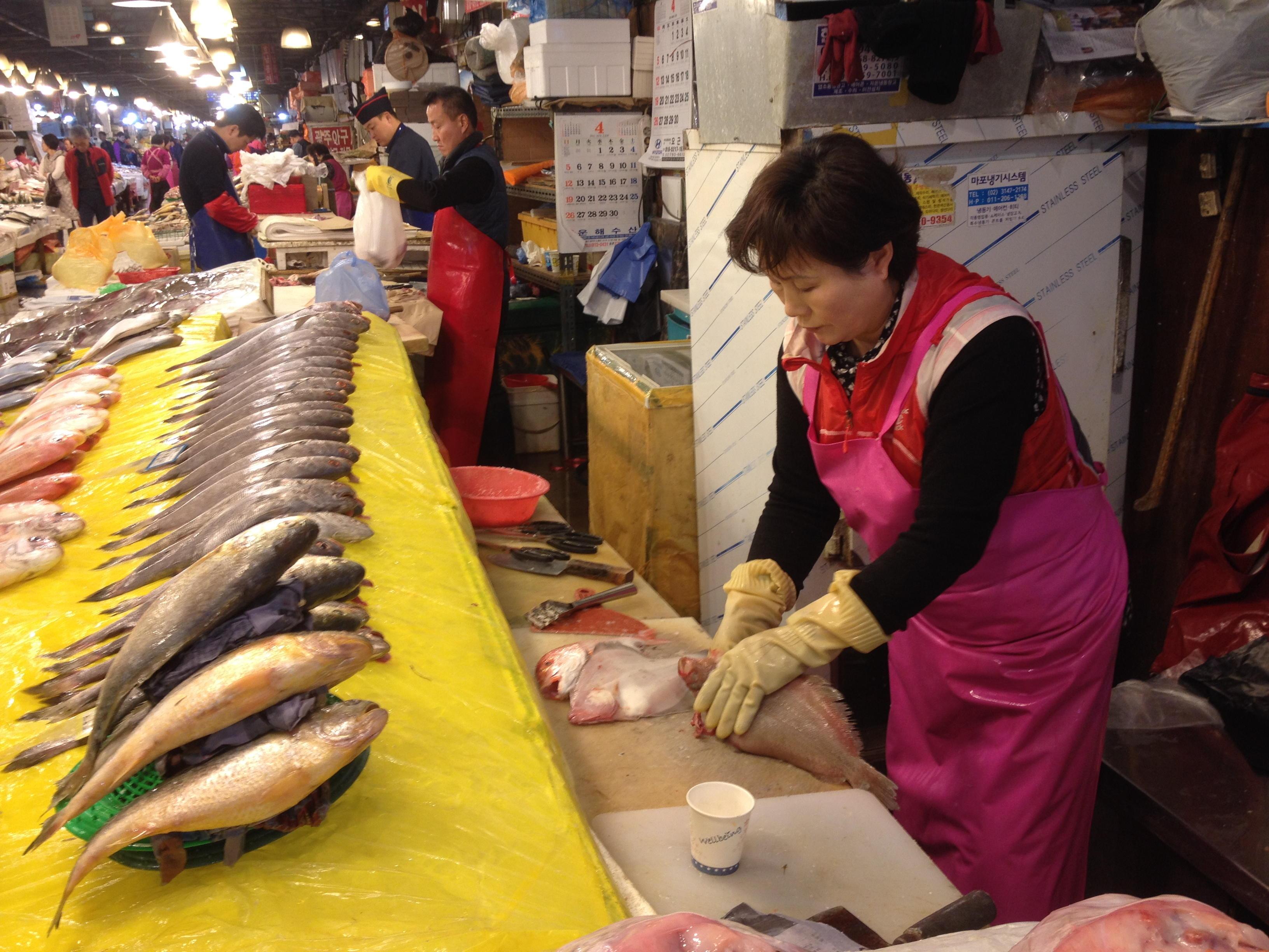 2015-04-18 Noryangjin Fish Mkt 051